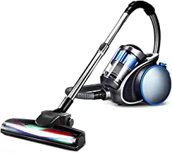 Cordless Vacuum Cleaner Vacuum Cleaner - Multifunctional Horizontal Large Suction Handheld Black Household Portable Dust C...