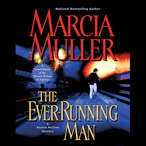 The Ever-Running Man audiobook cover art