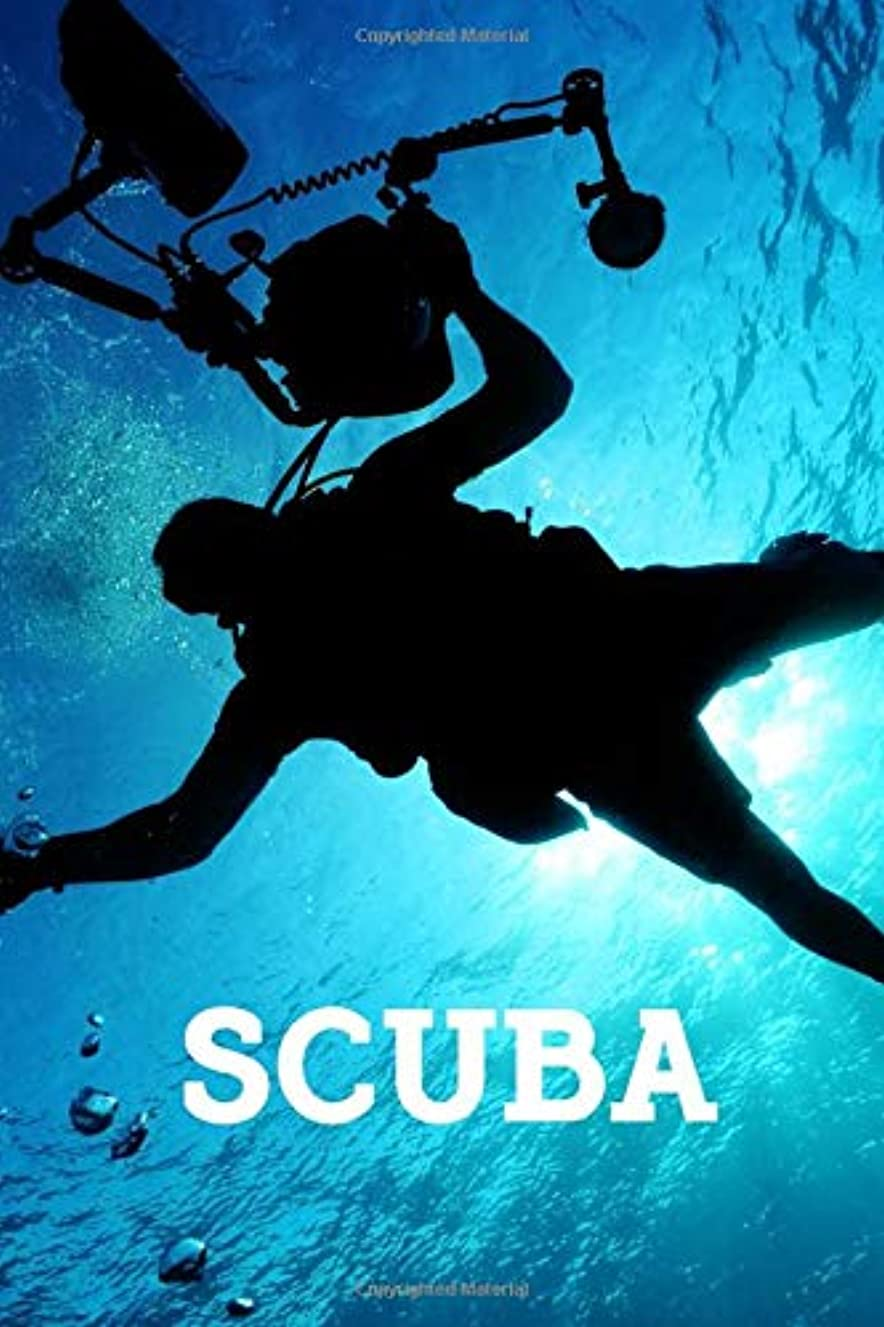 SCUBA: Diving Logbook for Experienced and Beginner Divers   Diver's Log Book Journal for Leisure, Training, and Certification