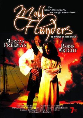 Moll Flanders (1996, Morgan Freeman) Region 2 PAL by Robin Wright