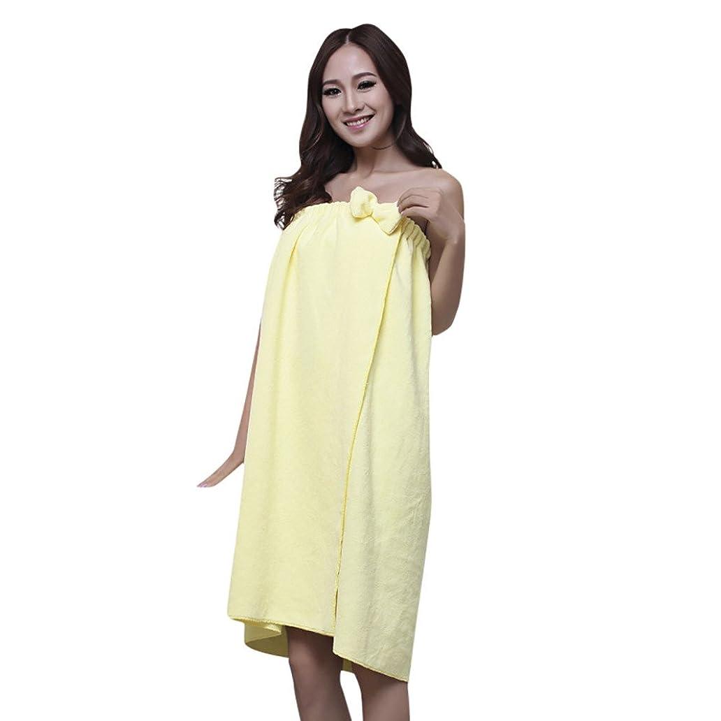 USLovee3000 Clearance Vogue Comfy Absorbent Microfiber Women's Shower Spa Body Wrap Bath Towel oso3150489