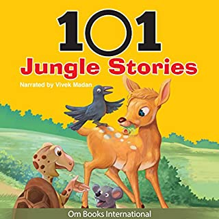 101 Jungle Stories                   Written by:                                                                                                                                 Om Books International                               Narrated by:                                                                                                                                 Vivek Madan                      Length: 3 hrs and 1 min     Not rated yet     Overall 0.0