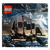 LEGO Piratas Del Caribe: Mini Negro Pearl Establecer 30130 (Bolsas)