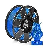 2021 Newest Creality PLA 3D Printing Filament 1.75 mm, 2.2 lbs Spool Dimensional Accuracy +/- 0.03 mm, Blue, 1 pcs