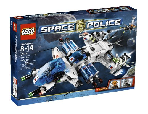 LEGO Space Police Galactic Enforcer (5974) (japan import)