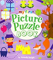 My First Picture Puzzle Book (My First 24pp)