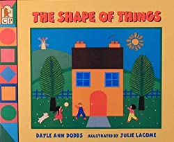 The Shape of Things - Kids Book