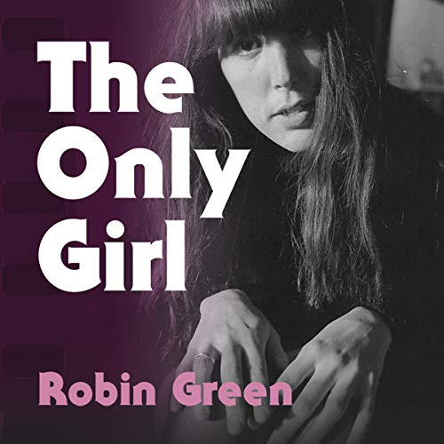 The Only Girl audiobook cover art