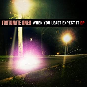 When You Least Expect It - EP