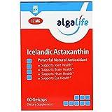 ALGALIFE - Icelandic Astaxanthin 12mg - 60 Gelcaps