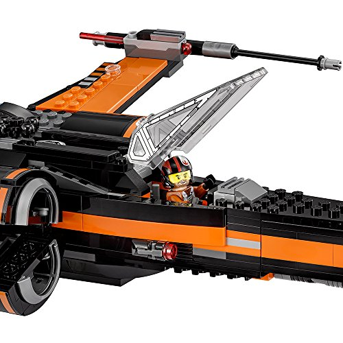 Chasseur LEGO Star Wars Poe X-Wing Fighter 75102 - 717 Pièces - 3
