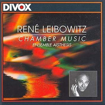 Leibowitz: Suite / Serenade / Flute Sonata / 3 Pieces for Piano / Motifs