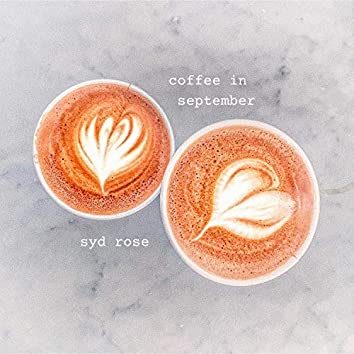 coffee in september