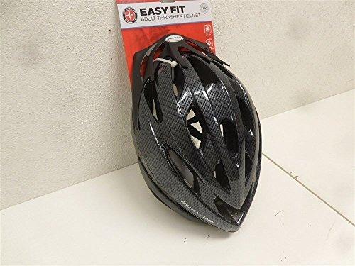 Schwinn Thrasher Carbon Fiber Helmet, Adult