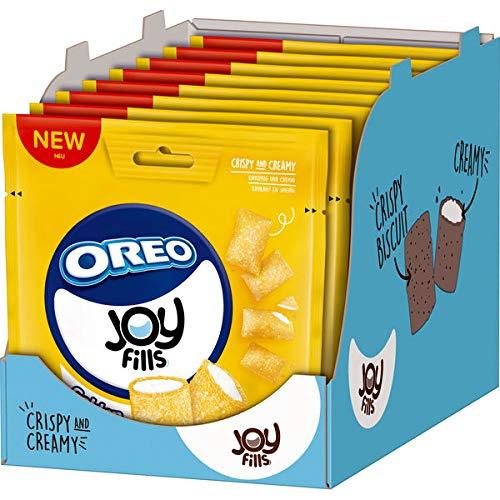 Oreo Joyfills Golden 8 x 90g Crispy & Creamy