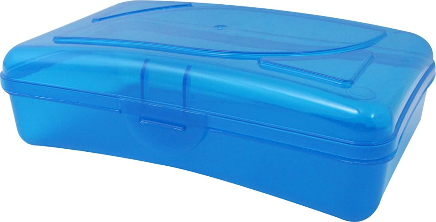 Cra-Z-Art Full Size School Box, Assorted Colors, Color May Vary, 1 School Box (11411)
