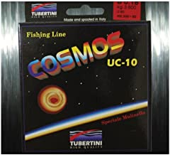 Tubertini Cosmos UC-10 0,18mm 350m 3,60Kg 4265018 Spoonangeln Forellenschnur