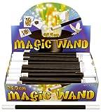 6 Zauberstäbe 26.5cm / Geschenk Geschenk / Tricks Kinder Mitgebseltüte Füller -