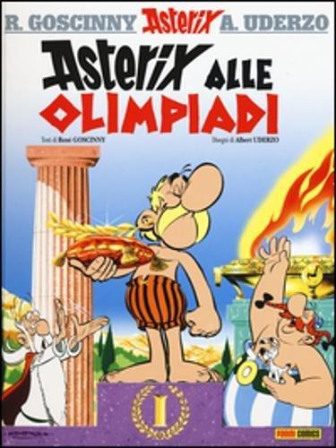 Asterix alle Olimpiadi (Vol. 12)