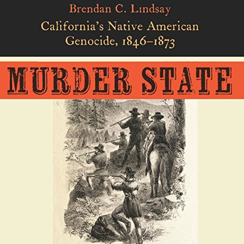 Murder State audiobook cover art