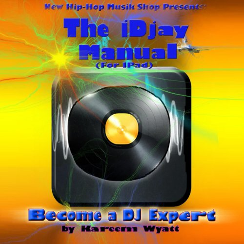 The iDjay Manual cover art