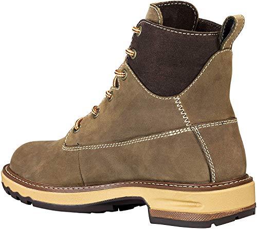 Timberland PRO Women's Hightower 6' Soft Toe Waterproof Industrial Boot