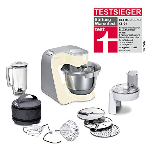 Bosch MUM58920 - Robot de cocina 1000 W