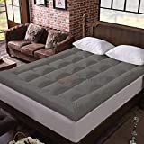 Relaxfeel 600 GSM Microfiber 5 Star Cotton Double Bed Soft Waterproof Quilted Mattress