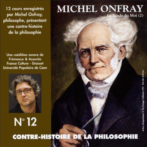 Contre-histoire de la philosophie 12.1  audiobook cover art
