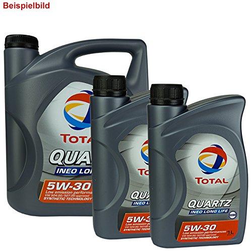 7 liter motorolie TOTAL QUARTZ INEO LONG LIFE 5W-30