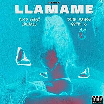 Llamame (feat. sophi, John Ramos & Bubalu)