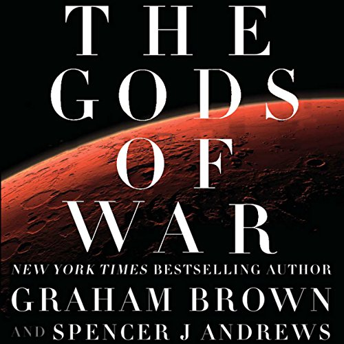 The Gods of War audiobook cover art
