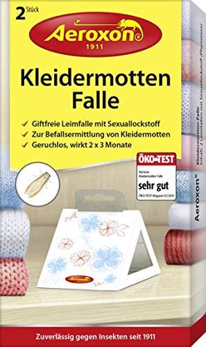 Aeroxon Kleidermotten-Falle 2er