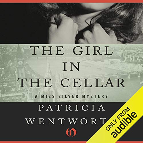 The Girl in the Cellar cover art