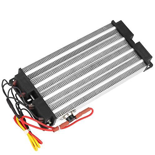 Calefactor de aluminio aislado 220 V 2000 W para aire acondicionado