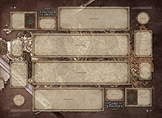 A Game of Thrones: Westeros Two-Player Gamemat