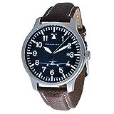 [page_title]-Messerschmitt Uhr / Fliegeruhr by Aristo - ME262 - Ref. 262-42B