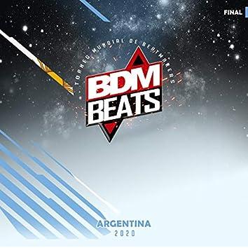 BDM BEATS Argentina Final 2020