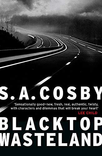 Blacktop Wasteland: the searing crime thriller Lee Child calls 'sensationally good'