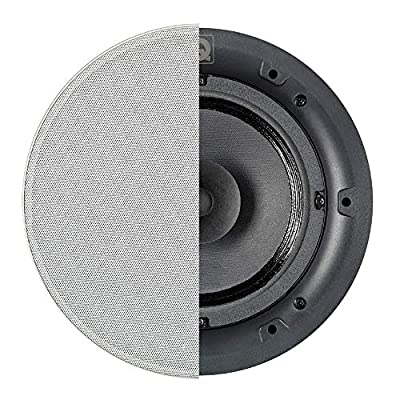 """Systemline Q Acoustics QI65CB 6.5"""" Professional Stereo Installation Ceiling Speaker 60W from Armour Home Electronics"""