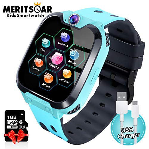 Kids Games Watchs Phone - 1.54 inch Touch Screen Game Smart Watch with...