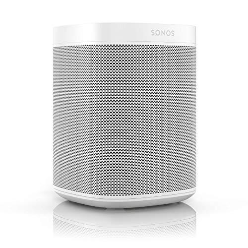 Sonos One SL ワイヤレススピーカー WiFi接続 Hi-Fi AirPlay2 対応 ストリーミング対応 ホワイト ONESLJP1