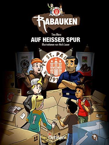 FC St. Pauli Rabauken: Auf heißer Spur