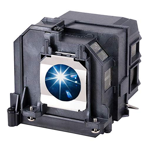 EWO'S ELP71 Replacement Projector Lamp for ELPLP71/V13H010L71 Epson Powerlite 470 475W 480 485W, BrightLink 475Wi 480i 485Wi, EB-470 475W 475Wi 480 480E 485W 485Wi 1410Wi 1400Wi Lamp Bulb Replacement