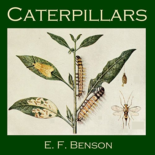 Caterpillars audiobook cover art