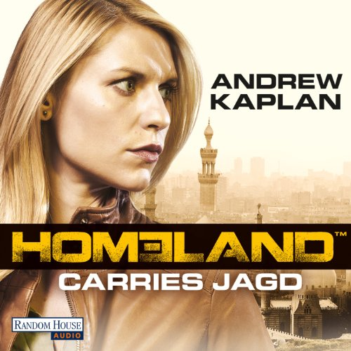 Homeland: Carries Jagd audiobook cover art