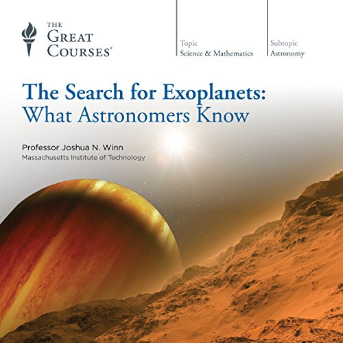 The Search for Exoplanets: What Astronomers Know Titelbild
