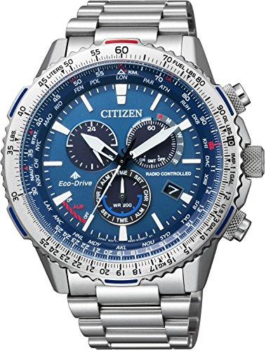 [シチズン] 腕時計 プロマスター CB5000-50L スカイ エコ・ドライブ電波時計 ダイレクトフライト メンズ