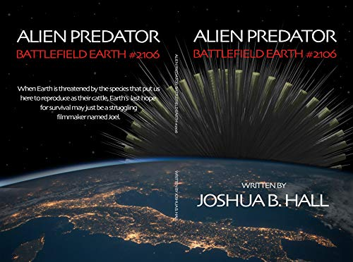 Alien Predator: Battlefield Earth #2106 (English Edition)