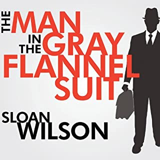 The Man in the Gray Flannel Suit cover art